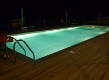 come illuminare la piscina